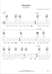john lennon - imagine_gitarospamokos - page 1